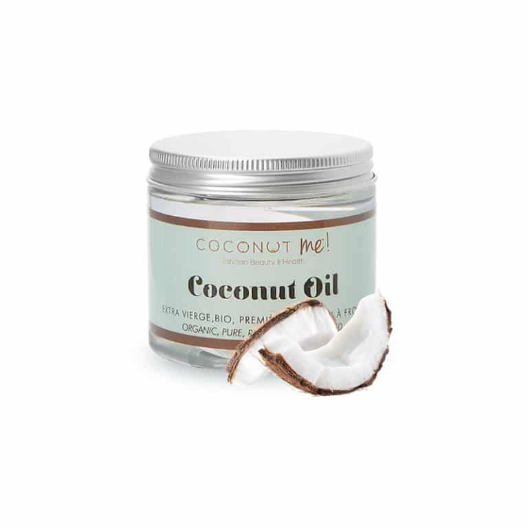 Organic Virgin Coconut oil<br><h5>Jar 6,76 oz</h5>