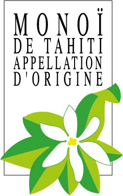 Monoï de Tahiti appellation d'origine :