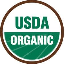USDA Organic :